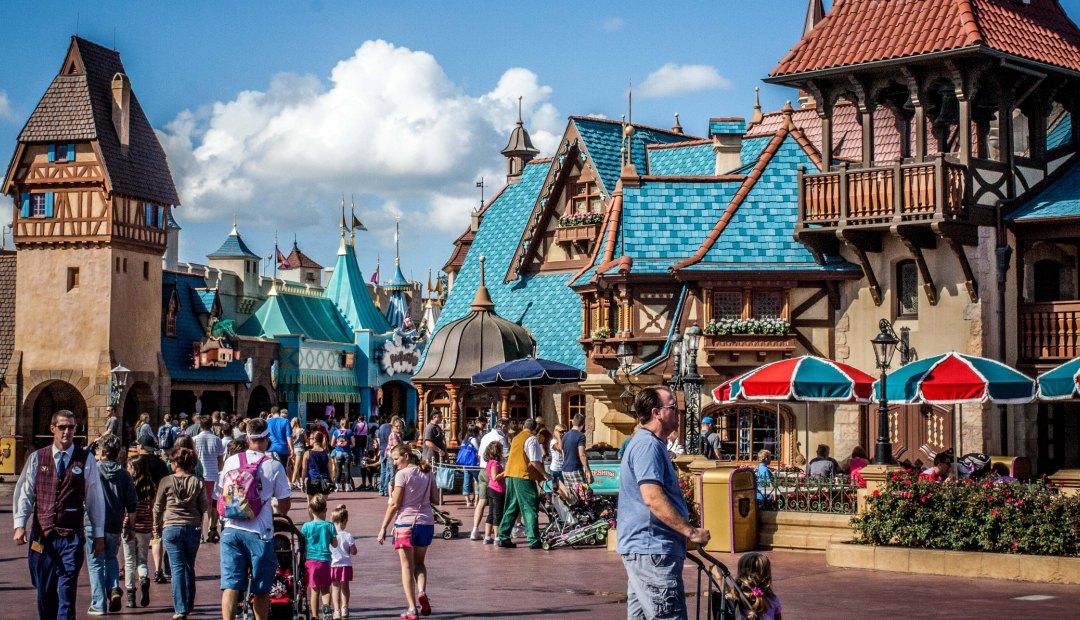 Leichte Vorstellung auf das Walt Disney World Resort